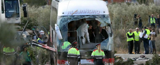 Strage gita Erasmus, le vittime e le ferite italiane dell'incidente bus in Spagna