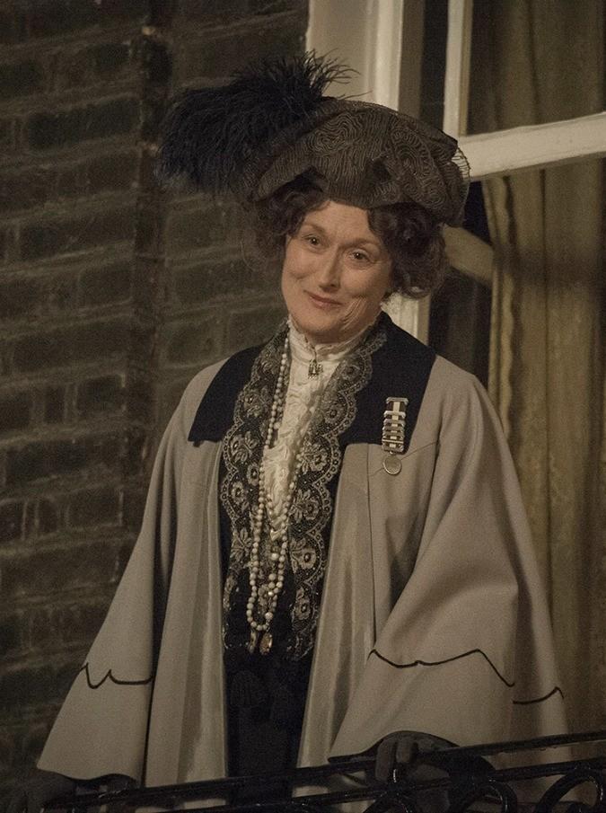 """Suffragette, il film sulle donne che cambiarono la storia con Meryl Streep. La regista: """"Esterrefatta che una storia così non fosse mai stata raccontata"""""""