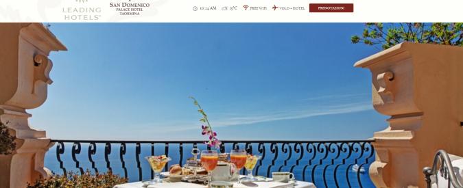 Taormina, l'hotel San Domenico allo sceicco del Qatar Al-Thani per 52,5 milioni