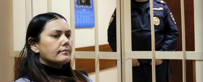 """Mosca, in tribunale la baby sitter che ha decapitato bimba. """"Me lo ha ordinato Allah"""""""