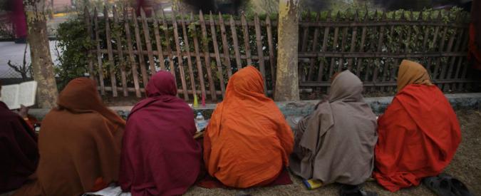"""La rivolta delle monache buddiste contro la dottrina: """"Vogliamo parità di genere"""""""