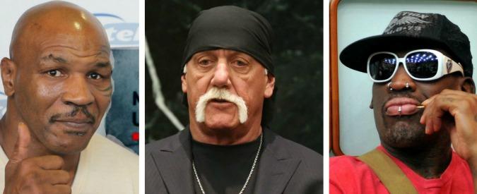 Donald Trump, tutti gli sportivi del candidato presidente: da Hulk Hogan e Mike Tyson, fino a Dennis Rodman