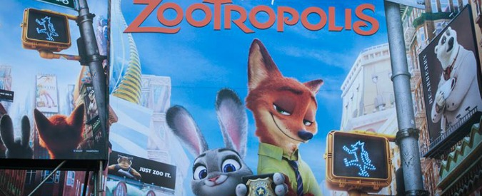 Zootropolis e Inside Out: quando i cartoon sono metafora della diversità