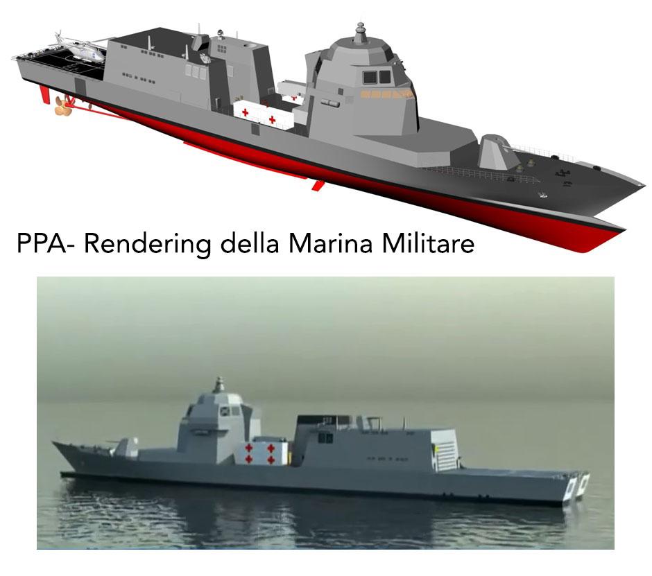 Renzi e il nuovo governo ineletto page 19 stormfront - Nuova portaerei italiana trieste ...