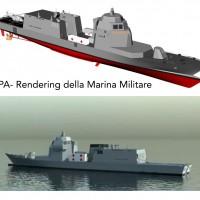 Nave umanitaria o portaerei ora il caso fa arrabbiare il - Nuova portaerei italiana trieste ...
