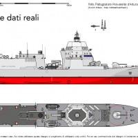 Marina militare la nave umanitaria si trasforma in for Andrea doria nave da guerra