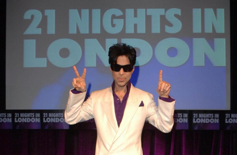 File photo Prince