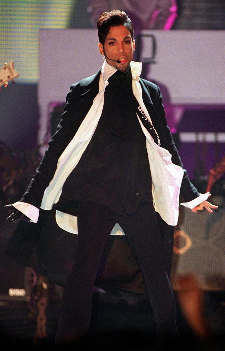 E' morto Il cantante Prince