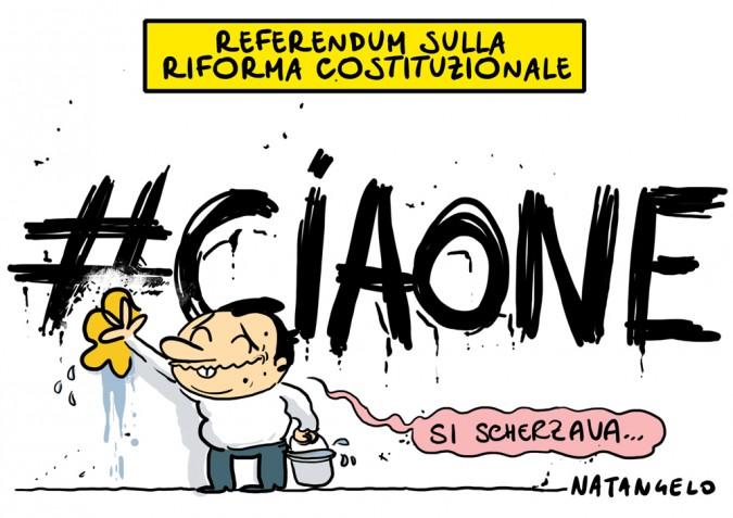 Referendum costituzionale: stavolta, tutti al voto