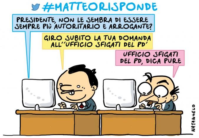 #matteorisponde
