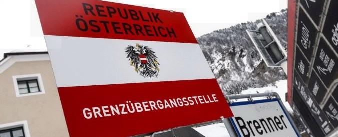 Migranti, barriera in costruzione al Brennero. In Austria la parola d'ordine è minimizzare