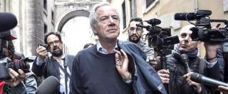 """Elezioni Roma, Bertolaso: """"Vado avanti, ho mandato di B. Obiettivo è il 5 giugno"""""""