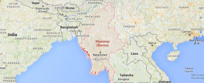 """Terremoto Birmania, scossa di magnitudo 6.9: """"Avvertita anche in India"""""""