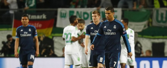 Champions League, Real Madrid perde 2-0 a Wolfsburg. Pari Psg-Manchester City con show di Ibrahimovic – Video
