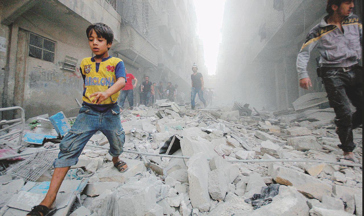 Il terrore visto dalla Siriaq:  qui è Bruxelles tutti i giorni