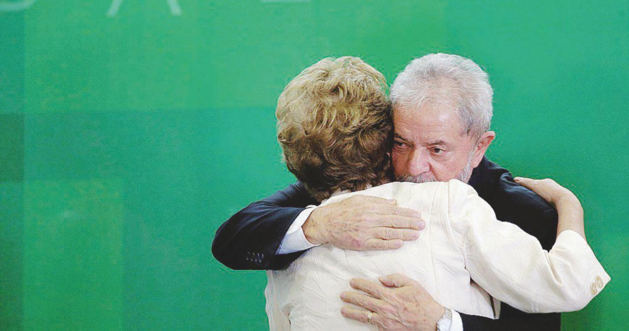 Lula&Rousseff, giganti d'un Paese d'argilla