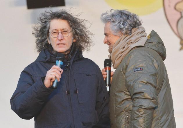 V-Day: Grillo non sfonda su Twitter, quarto dietro partita