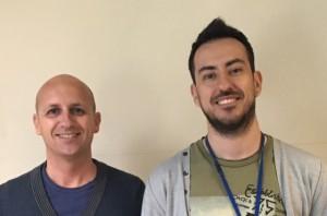 Maurizio Tesconi e Stefano Cresci del CNR di Pisa