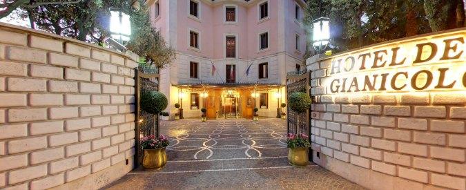 """Roma, confiscato il Grand Hotel Gianicolo: """"Era in mano alla 'ndrangheta"""""""