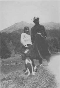 I partigiani Bigio e Diana - Estate 1944 Val Saviore - Anpi Brescia
