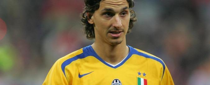 "Ibrahimovic, ex ct atletica Svezia: ""Zlatan dopato quando giocava alla Juventus"""