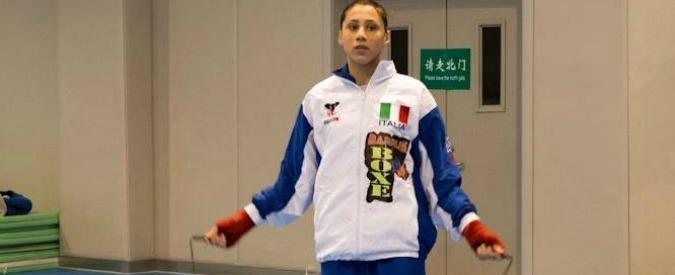 Olimpiadi Rio 2016, Testa si qualifica: è la prima donna pugile italiana a riuscirci