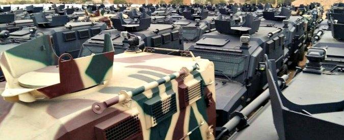 "Libia, a Tobruk 1.000 veicoli militari: ""Haftar prepara attacco a Isis a Sirte"". Londra: ""Pronti a offensiva di terra"""