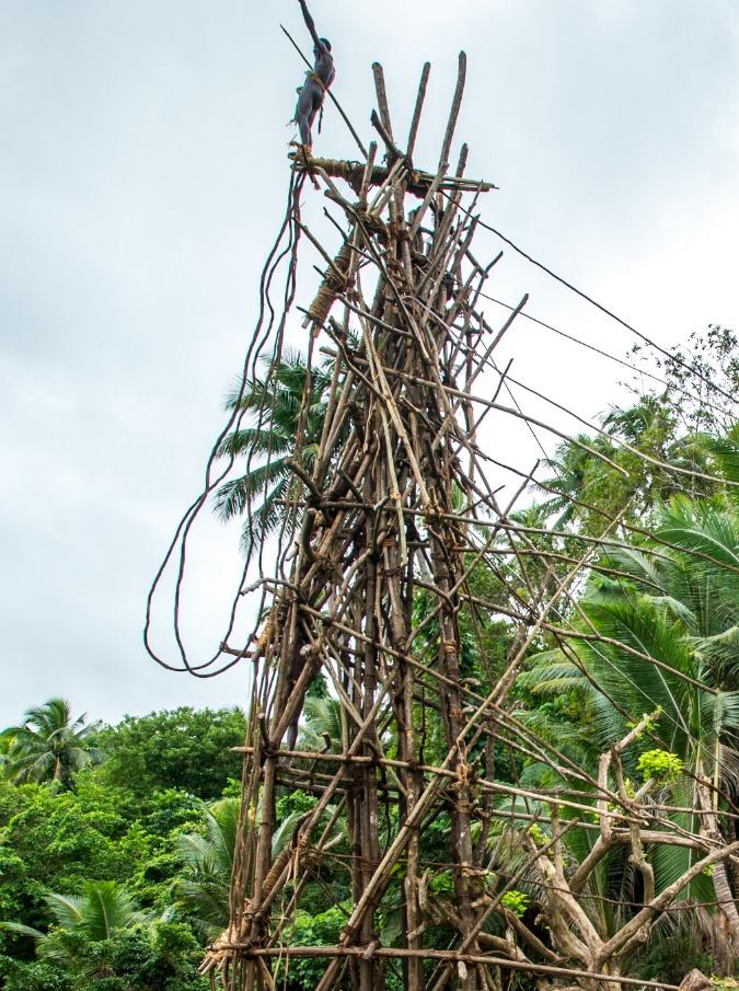 Tutti giù per terra: il naghol, ovvero il bungee jumping alla moda di Vanuatu