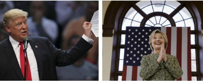 """Primarie Usa 2016, New York sceglie Trump e Hillary Clinton. Per i due """"figli"""" della Grande Mela nomination vicina"""