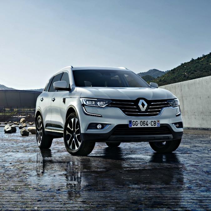 Renault Koleos, la nuova generazione debutterà al salone di Pechino