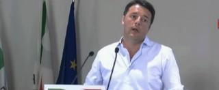 """Direzione Pd, scontro Renzi-Emiliano: """"Astensione"""". """"Voterò sì"""". E nessuno parla di salute e inquinamento"""