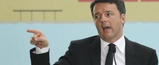 """Referendum, """"l'invito all'astensione è reato punito con pene fino a tre anni"""". M5S e Rifondazione denunciano Renzi"""