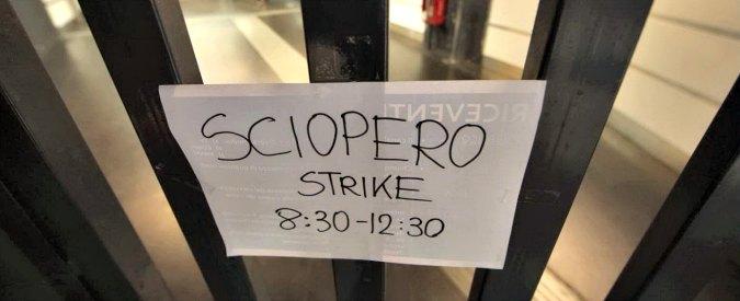 "Sciopero trasporti Roma, sindacati: ""Un successo"". Atac: ""Boom di assenze per malattia"""