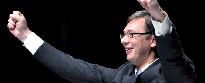 Elezioni Serbia, Vucic trionfa con oltre il 50%. L'estrema destra di Seselj torna in Parlamento