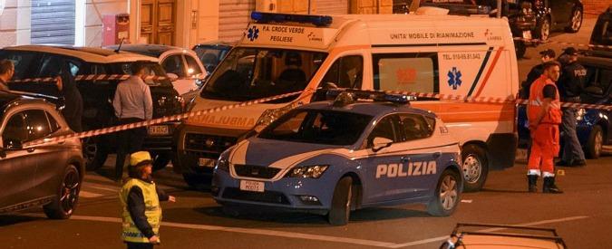 Genova, padre e figlio uccisi per un apprezzamento a una ragazza. Uomo arrestato, confessa l'omicidio