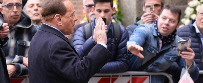 """Roma, Berlusconi: """"Nuovo patto del Nazareno? Falso. Se centrodestra diviso perdiamo le politiche"""""""