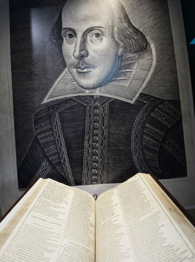 William Shakespeare, a 400 anni dalla morte tutti pazzi per Bill: dal cinema a Google (che gli dedica il Doodle)