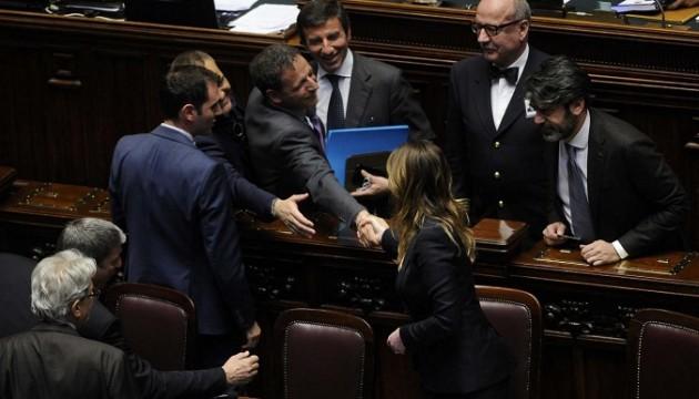 Camera dei Deputati - Esame delle riforme costituzionali