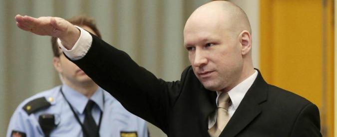 """Breivik, """"lo Stato non ha violato i suoi diritti"""": ribaltata sentenza di primo grado"""
