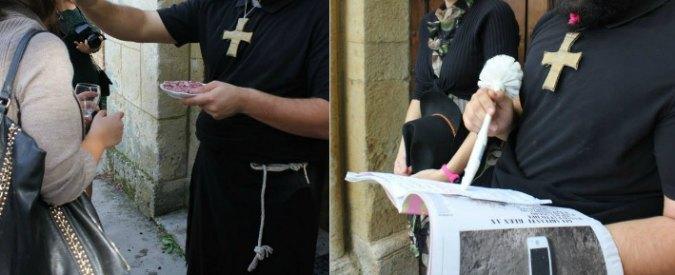 Piacenza, finti matrimoni con fette di salame come ostia: 64 ragazzi indagati per vilipendio alla religione