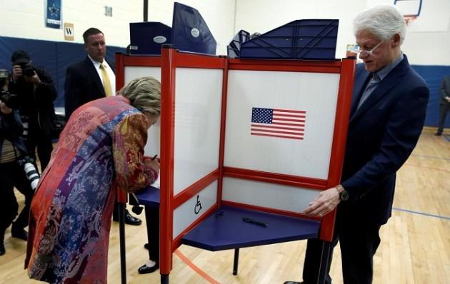 Usa 2016, lo stato di new york al voto per le primarie