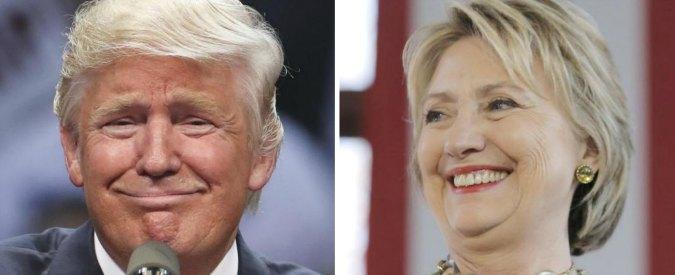 """Usa 2016 – Clinton, Trump e il (vero) pregiudizio liberal della stampa. Le notizie negative sulla dem """"sottostimate"""""""