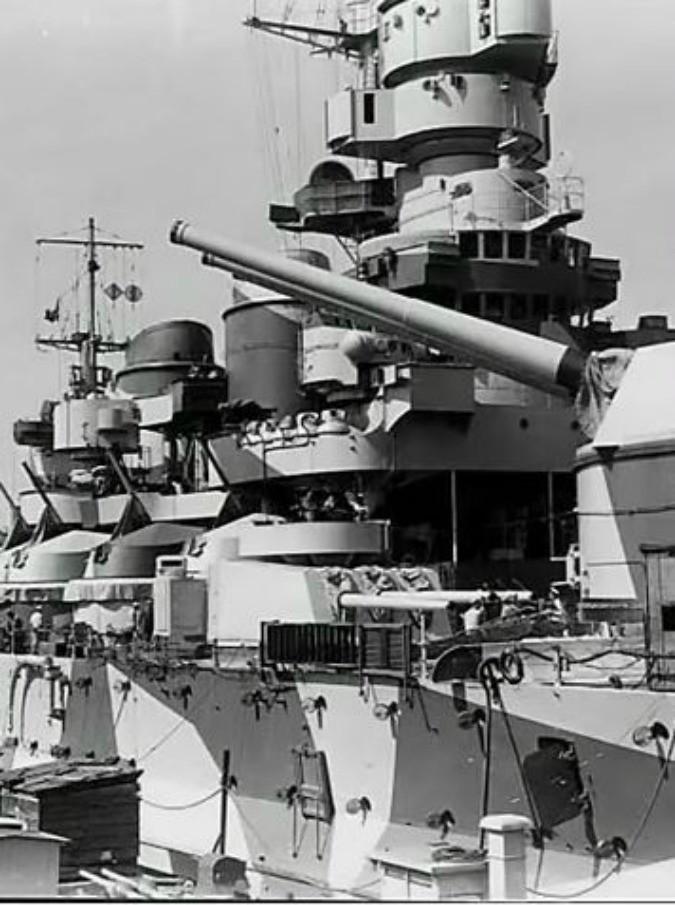 corazzata Roma 905