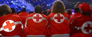 """Croce Rossa, scontro in Lombardia tra soccorritori e vertici. """"Mandateci in Centro Italia"""". """"Non c'è bisogno di voi"""""""