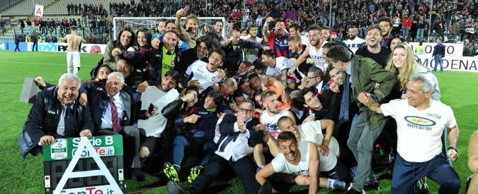 Crotone promosso in Serie A: il Leicester d'Italia parla calabrese