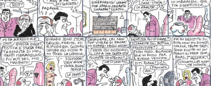 Tu quoque – Le amministrative romane, Toti e Francesca, il Silvio telecomandato