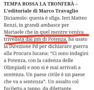 editoriale Marco Travaglio