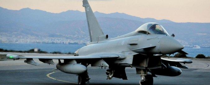 Finmeccanica firma maxicontratto per fornitura di 28 Eurofighter al Kuwait
