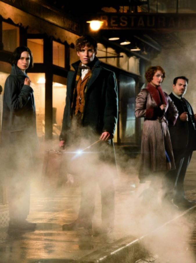 """Animali fantastici e dove trovarli, lo spin-off di Harry Potter. Rowling: """"Né prequel né sequel"""". Ecco il trailer"""