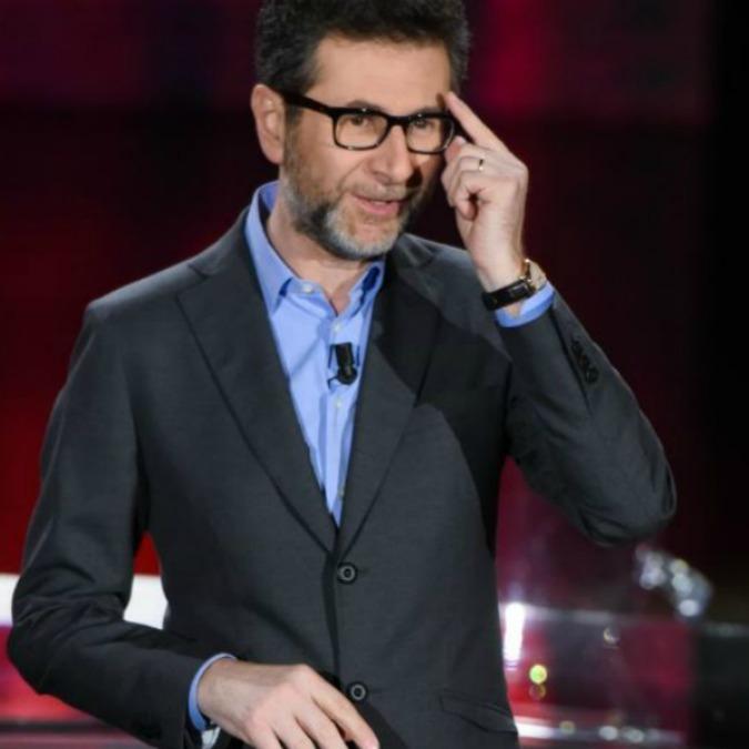 """Che tempo che fa, Fabio Fazio non è David Letterman (e lo sa anche lui). Ma il programma è la cosa più """"americana"""" trasmessa dalla tv generalista"""
